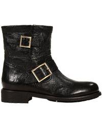 Jimmy Choo Black Shoes - Lyst