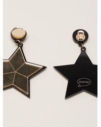 Yazbukey - Star Earrings - Lyst