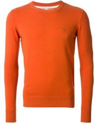 Diesel Orange K-vittoria Sweater - Lyst