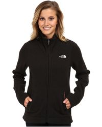 The North Face Crescent Sunset Full Zip - Lyst