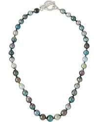 Slane - Multicolor Pearl Necklace - Lyst