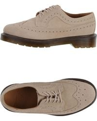 Dr. Martens Lace-Up Shoes brown - Lyst