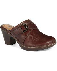 Söfft Baize Slip On Shoes - Lyst