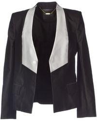 Camilla & Marc Two-Tone Silk-Blend Blazer - Lyst