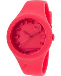 PUMA - Form Coral Rubber And Dial - Lyst