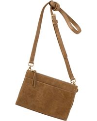 Hobo Angie Leather Crossbody Bag - Lyst