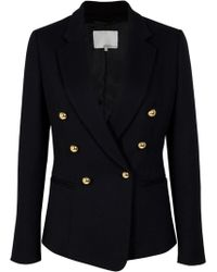 3.1 Phillip Lim Double Breasted Blazer - Lyst