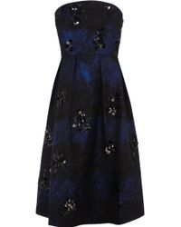 Coast Livia Embellished Dress - Lyst