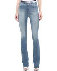 J Brand Remy Boot Cut Jeans - Mesmerize - Lyst