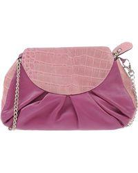 Pinko Purple Handbag - Lyst