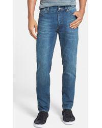 Cheap Monday Men'S 'High Slim' Slim Fit Skinny Jeans - Lyst