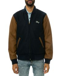Obey The Soto Jacket - Lyst