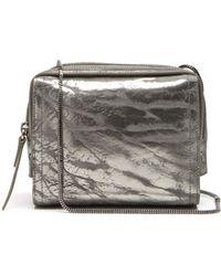 3.1 Phillip Lim | Soleil Mini Metallic Bag | Lyst