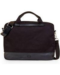 Ben Sherman | Black Flat Bag | Lyst