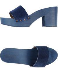 Suzie Mas - High-Heeled Sandals - Lyst