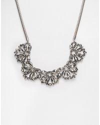 Coast - Sparkle Collar Necklace - Lyst