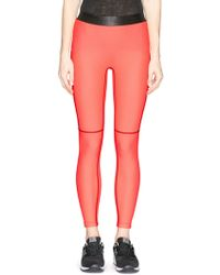 Monreal London 'Booty Boost' Leggings pink - Lyst