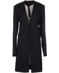 Gareth Pugh Full-Length Jacket - Lyst