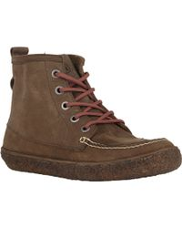Seavees Five-Eye Trail Boots - Lyst