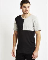 Only & Sons | Mens Cut & Sew T-shirt Black | Lyst