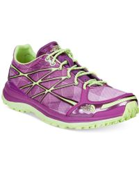 The North Face Women'S Ultra Tr Ii Sneakers - Lyst