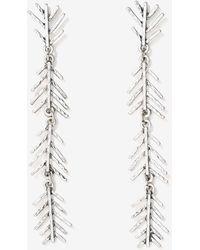 Nasty Gal Slings 'N Arrows Drop Earrings - Lyst