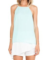 Minty Meets Munt - Casia Camisole - Lyst