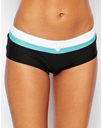 Freya Revival Rio Boy Short Bikini Bottom - Lyst