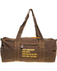 Rothco The Canvas Equipment Bag - Lyst