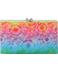 Charlotte Olympia Rainbow Tie Dye Pandora - Lyst