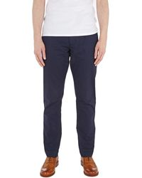 Marc By Marc Jacobs - Navy Mariner Cotton Chinos - Lyst