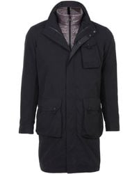 Victorinox Wool-Blend Sweater Jacket - Lyst