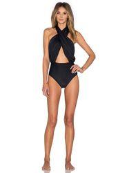 Larissa Minatto - Liso Bahamas Swimsuit - Lyst