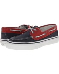 Sperry Top-sider Blue Bahama 2-Eye - Lyst