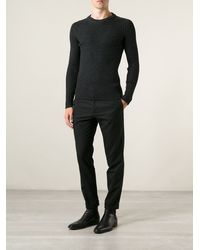 Dolce & Gabbana Slim Fit Sweater - Lyst