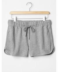 Gap Knit Shorts - Lyst