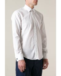 Mr Start Formal Shirt with Bluff Sixties Collar - Lyst