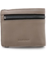 Carven - Leather Wallet - Lyst