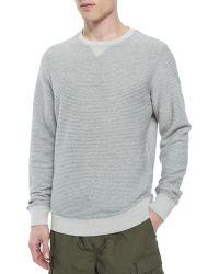 Diesel Crewneck Sweatshirt - Lyst