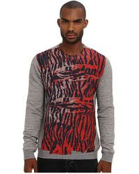 Marc Jacobs All Over Print Sweatshirt multicolor - Lyst
