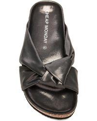 Cheap Monday - Blase Knot Sandal - Lyst