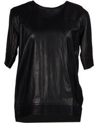 Theyskens' Theory | Blouse | Lyst