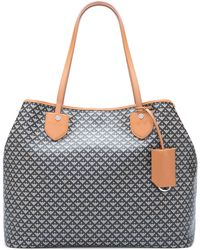 Bally Large Coated Canvas Tote Bag - Lyst