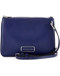 Marc By Marc Jacobs Ligero Double Percy Shoulder Bag - Lyst