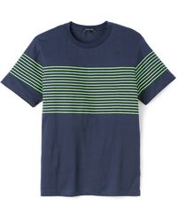 Surface To Air Albin T-Shirt blue - Lyst