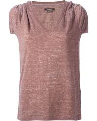 Isabel Marant 'Domi' T-Shirt - Lyst