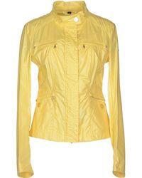 Geospirit Jacket yellow - Lyst
