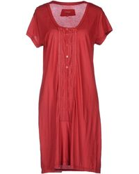 Almeria Short Dress - Lyst
