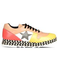 Stella McCartney   Star Macy Sneakers   Lyst