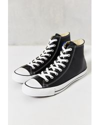 Converse Chuck Taylor All Star Leather High-Top Men'S Sneaker - Lyst